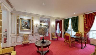 Palais Vivienne 3D Model