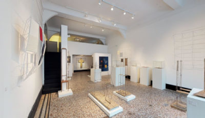 Exposition Alexandre Mussard : Carte blanche #5 3D Model