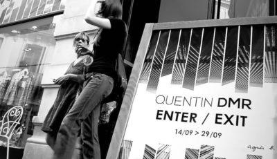 Quentin DMR x agnès b
