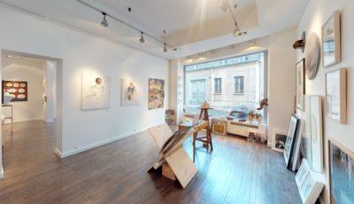 Galerie 61 rue de Varenne – Espace A