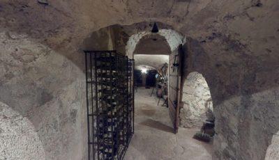Manoir Charles Volner – La cave