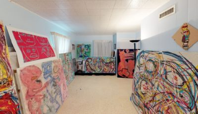 Jason Newsted Workshop – Extra Room 3D Model