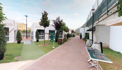 Jean Bouin / Roland Garros Practice Center – 2018 / FR