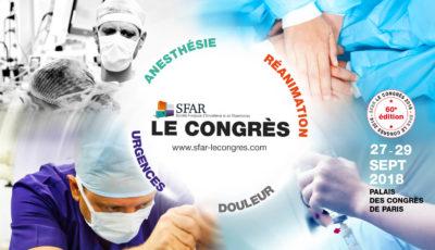 Congrès SFAR 2018 – 3ème étage