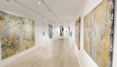 Galerie Guernieri – Exposition N. Galtier / A. Vidal – Janvier 2019