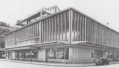 La Maison du Peuple 3D Model