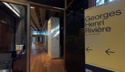 Exposition Georges Henri Rivière. Voir, c'est comprendre. 14 nov. 2018 – 4 mars 2019