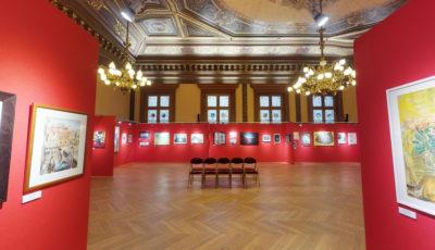Exposition collective des artistes du 12ème ( 2018 )