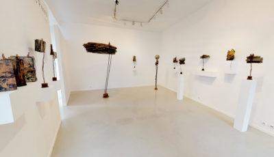 Galerie Felli – Exposition Marc Perez – Novembre 2019