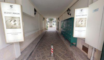 Galerie 55 Rue De Seine – Sezny Peron – Déc 19
