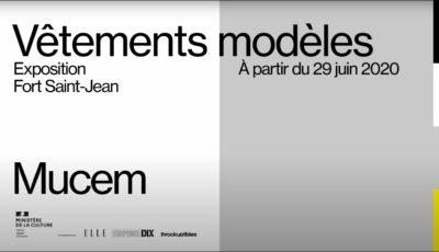 Exposition Vêtements modèles