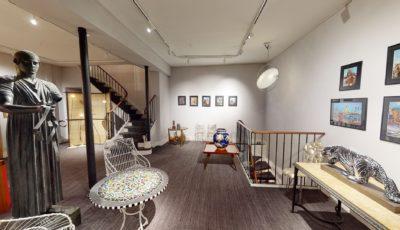 Galerie du Passage / Pierre Passebon – Exposition Collages – Frédéric Leduc – Novembre 2020