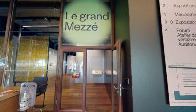 Le Grand Mezze 3D Model