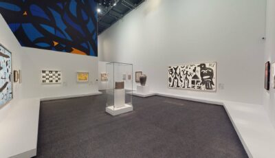 Abstraction and Calligraphy – Louvre Abu Dhabi 3D Model