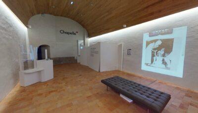 Chapelle Musée des Arts de Nantes 3D Model